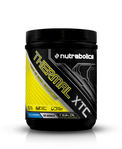Nutrabolics Thermal XTC Iced Raspberry 174g