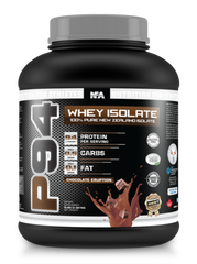 NFA Whey Isolate Chocolate 5lbs
