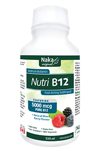 Naka Nutri B12 250ml