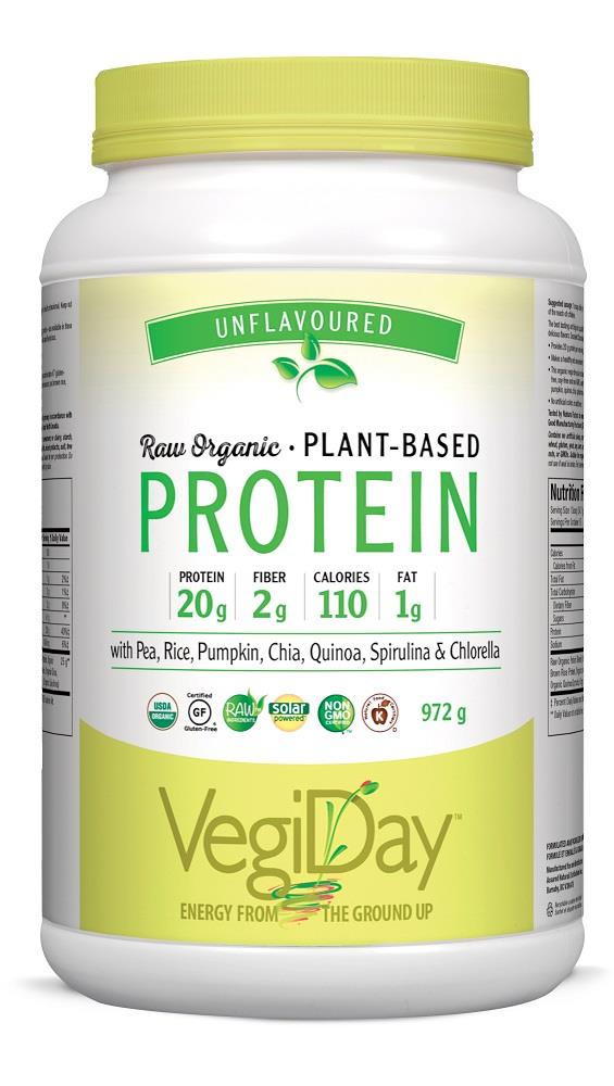 VegiDay Protein Unflavoured 741G