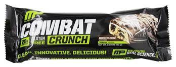 MusclePharm Combat Crunch Protein Bar Cookies & Cream