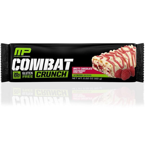 MusclePharm Combat Crunch Bar White Chocolate