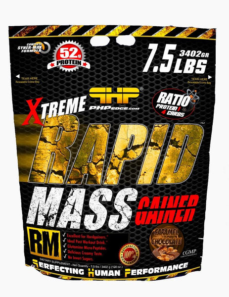 PHP Rapid Mass Caramel Chocolate 7.5lbs
