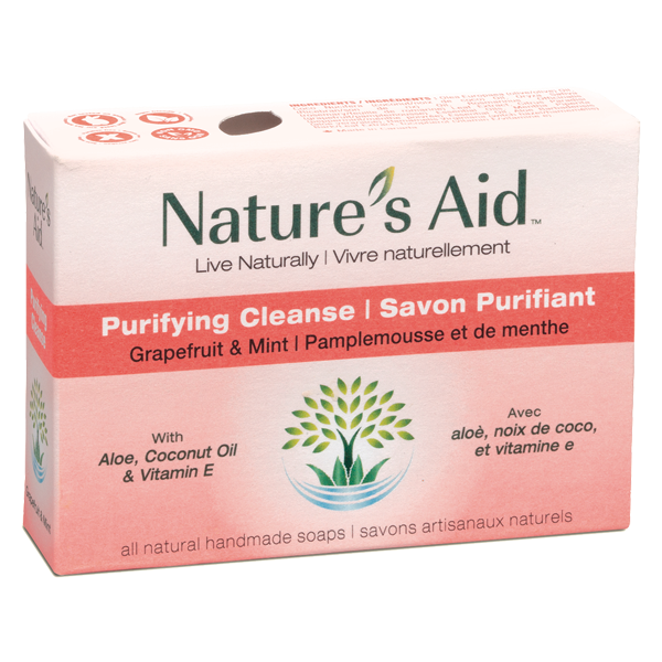 Nature's Aid Purifying Clease Soap