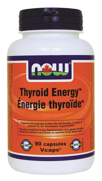 NOW Thyroid Energy 90Vcaps