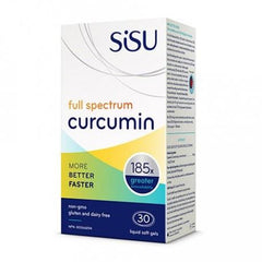 SISU Full Spectrum Curcumin 30Caps