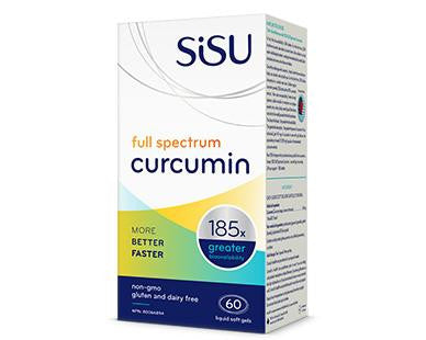 SISU Full Spectrum Curcumin 60Caps