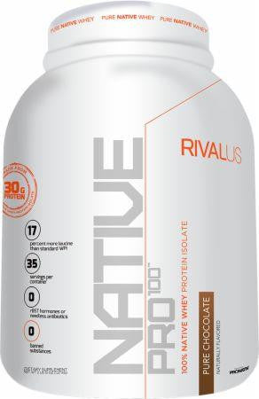 Rivalus Native Pro Whey Chocolate 2lbs