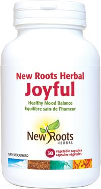 New Roots Joyful 30Vcaps