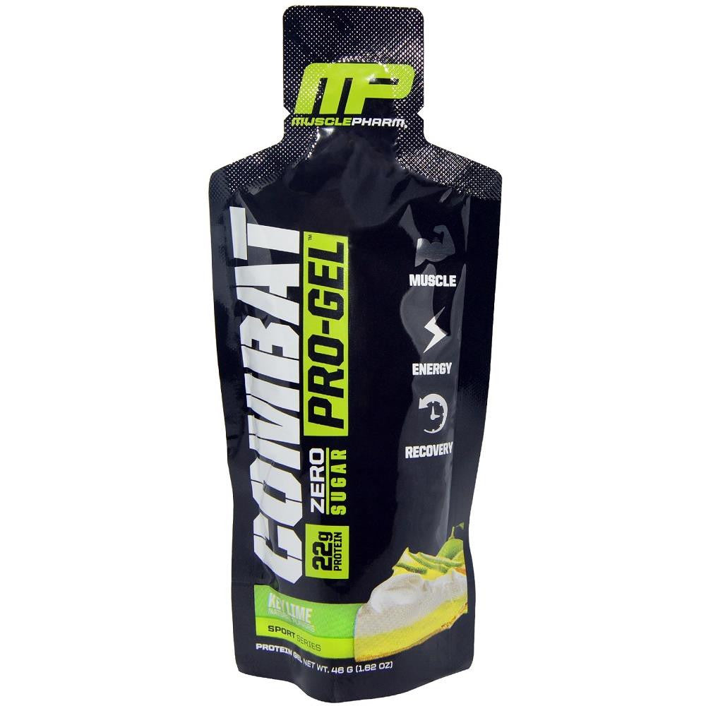 MusclePharm Combat Pro-Gel Key Lime