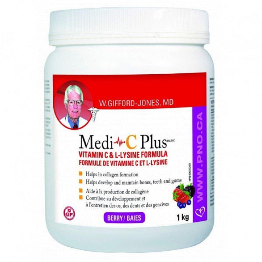 Preferred Nutrition Medi-C Plus Berry 1kg