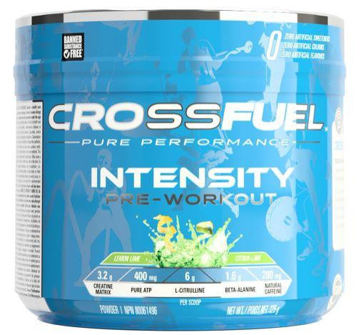 CrossFuel Intensity Pre-Workout 325g
