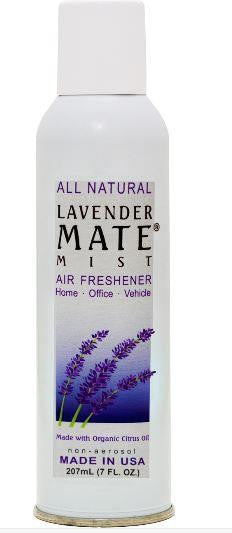 Air Fresh Lavender-Mate Mist 207ml