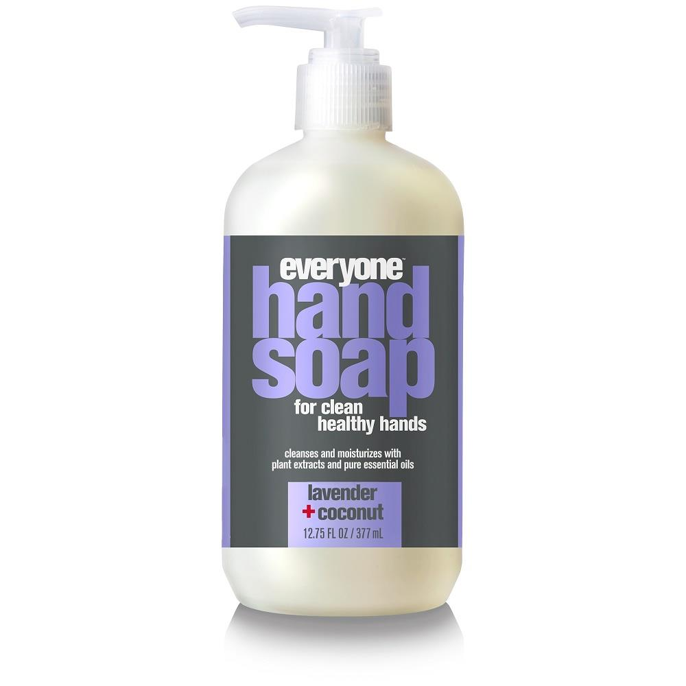 Everyone Lavender & Coconut Hand Soap 377ml