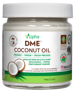 Alpha DME Coconut Oil Unflavoured 110ml