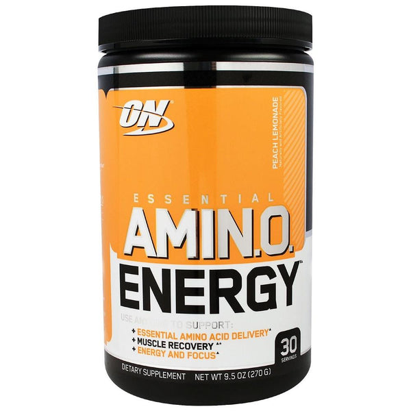 ON AmiN.O. Energy Peach Lemonade 270g