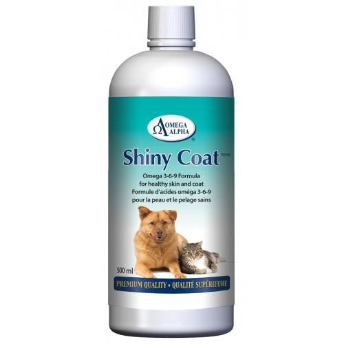 Omega Alpha Shiny Coat 500ML
