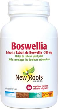 New Roots Boswellia 90Vcaps
