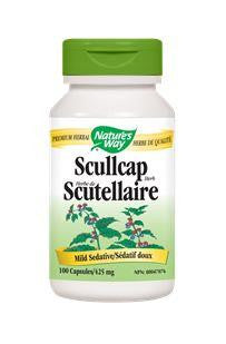 Nature's Way Scullcap 425mg 100caps