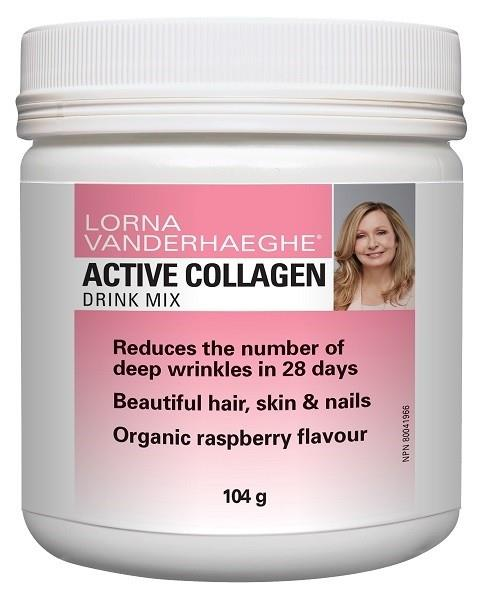 Lorina Vanderhaeghe Active Collagen Powder 104g