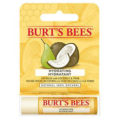 Burt's Bees Hydrating Lip Balm with Coconut & Pear 4.25g
