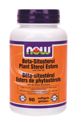 NOW Beta-Sitosterol with Fish Oil 90Softgel
