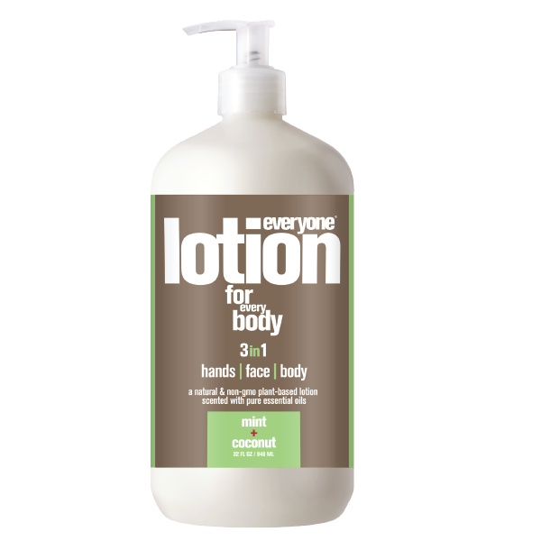 Everyone 3-in-1 Mint & Coconut Lotion 960ml