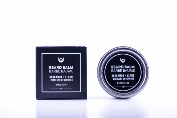 Always Bearded Beard Balm With Bergamot 2oz.