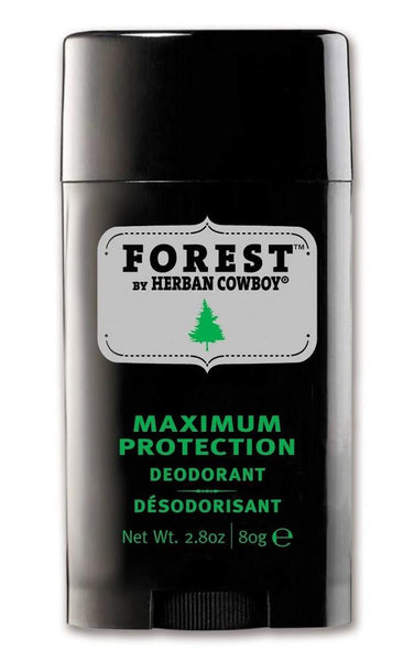 Herban Cowboy Forest Deodorant Maximum Protection 80g
