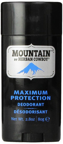 Herban Cowboy Mountain Natural Deodorant 140g