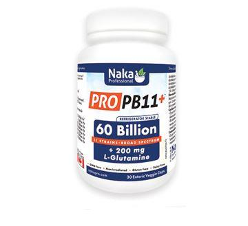 Naka PB11+ 60 Billion 30Vcaps