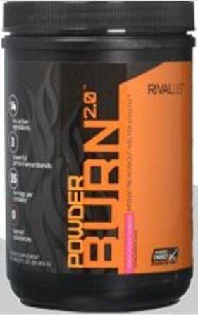 Rivalus Powder Burn 2.0 Watermelon 403g