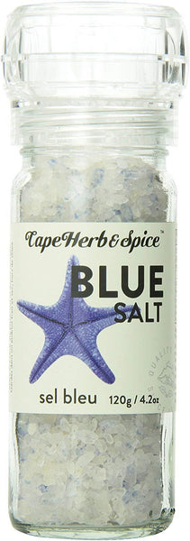 Cape Herb & Spice-Table Top Blue Salt 120g