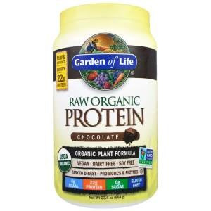 Trophic Raw Organic Protein Chocolate 664g