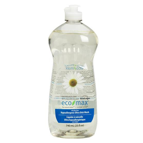 Eco Max Hypoallergenic Dish Wash 740ml