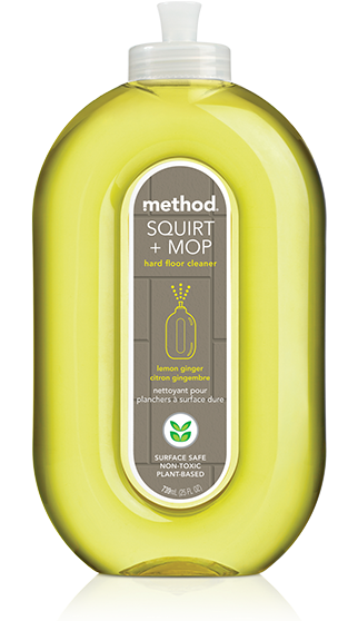 Method Squirt + Mop Hard Floor Cleaner 739ml