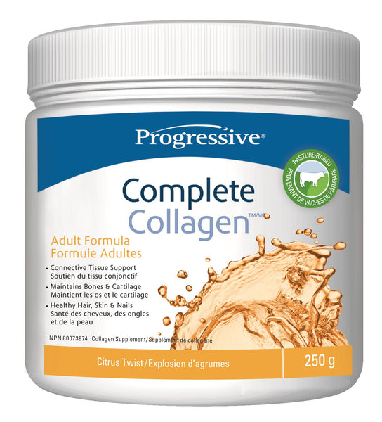 Progressive Complete Collagen Citrus Twist 250g