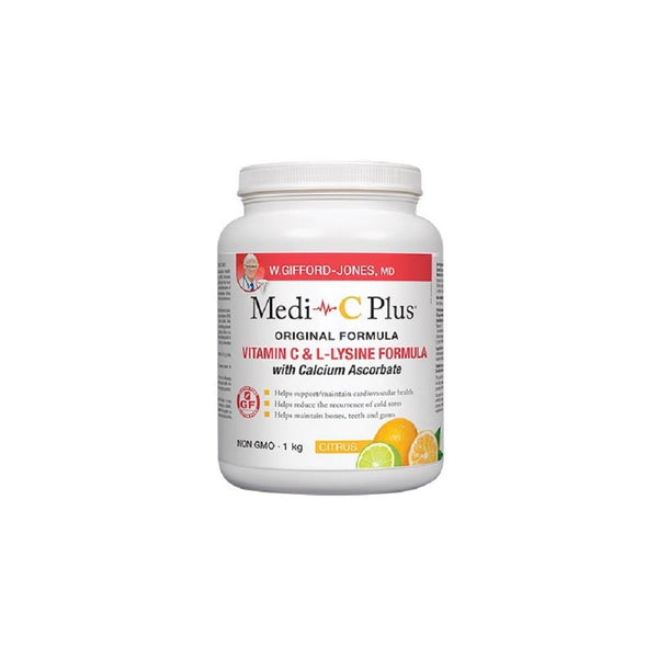 Preferred Nutrition Medi-C Plus Citrus 1kg