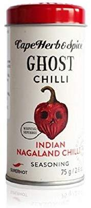 Cape Herb & Spice Ghost Chilli, Indian Nagaland Chilli