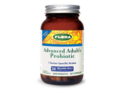 Flora's Advanced Adult's Blend Probiotic 60 Capsules