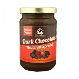 Ecoideas Organic Dark Chocolate Hazelnut Spread 300G