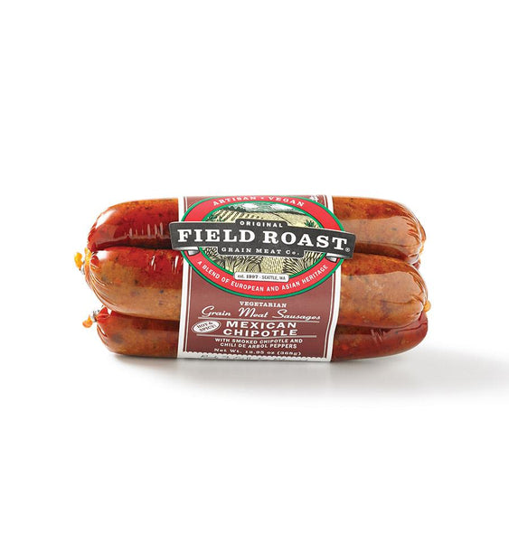 Field Roast Mexican Chipotle Sausage 368G