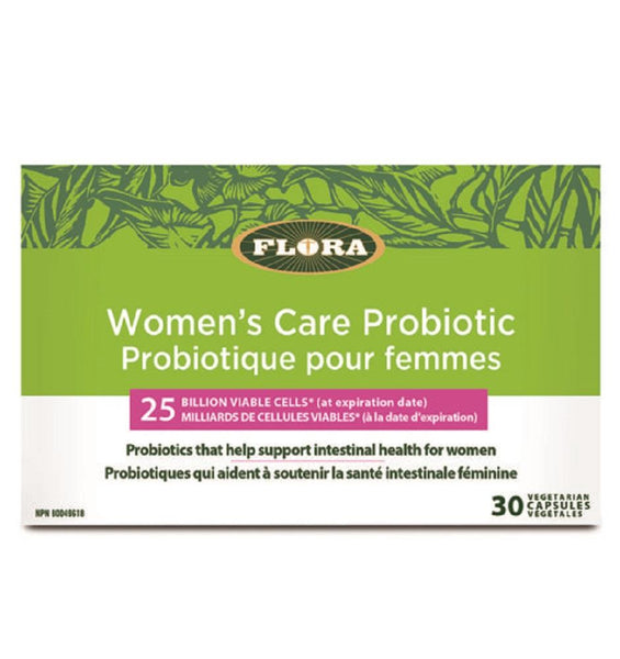 Flora Women's Care Probiotic 30Vcaps