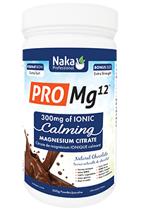 Naka Pro Mg12 Calming Chocolate 500g