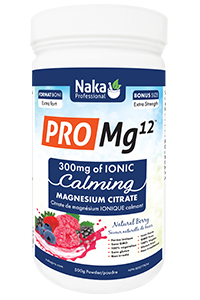 Naka Pro MG12 500g Mixed Berry Flavour