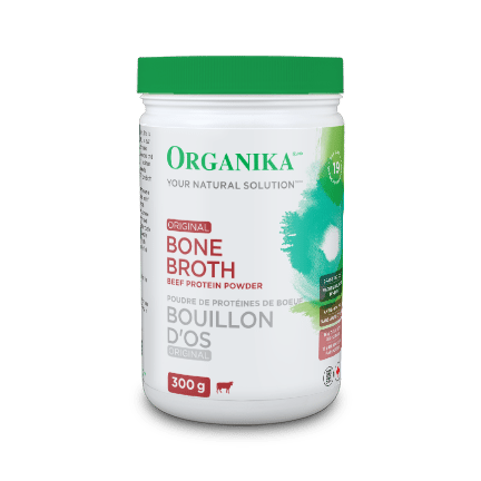 Organika Beef Bone Broth Original 300g