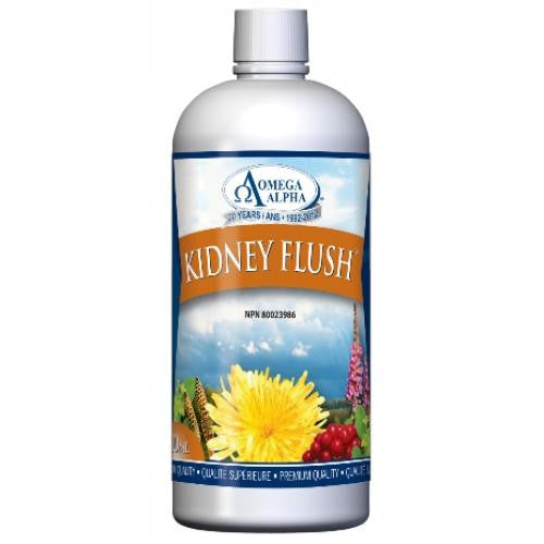 Omega Alpha Kidney Flush 500ML