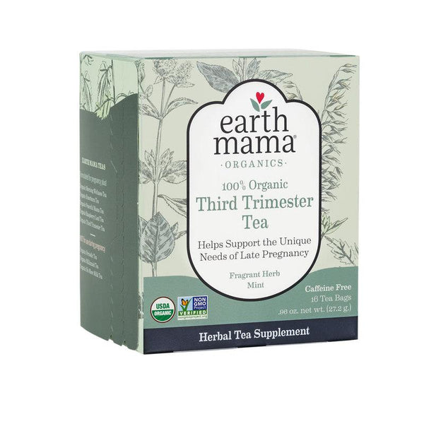 Earth Mama Organic Third Trimester Tea 16 Bags