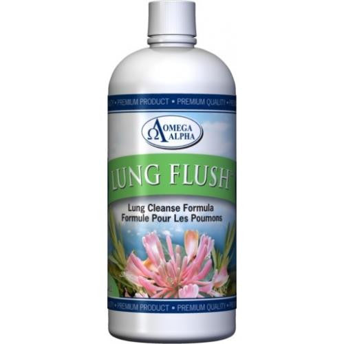 Omega Alpha Lung Flush 500ML