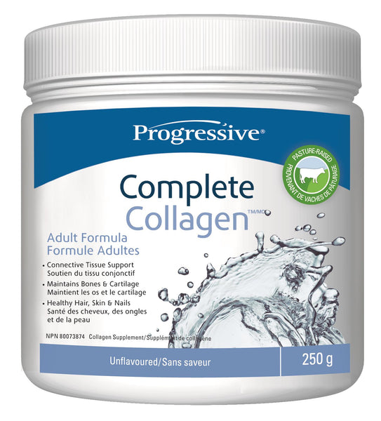 Progressive Complete Collagen Unflavoured 250g